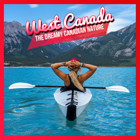 Natural Wonders West Canada 9 days Road Trip - interstudeinc