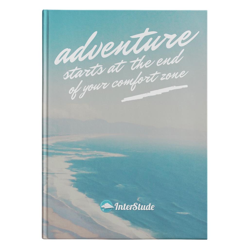 Cool adventure travel journal