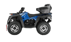 Robust Automatic Quad Bike