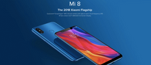 Xiaomi Mi8, 6GB+64GB, Global Official Version : Free Shipping & Delivery in 1 Week.
