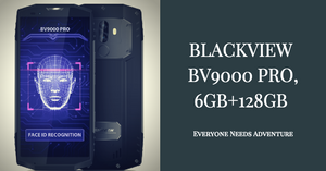 Blackview BV9000 Pro, 6GB+128GB  : Same Day Shipping and delivery in 4 days max