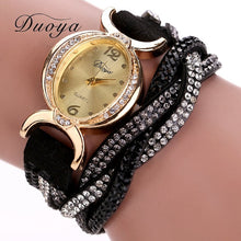 Duoya Luxury Brand Watch Women