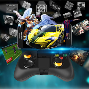 BEBONCOOL  Android Bluetooth Gamepad For Android Smart Phone TV Box Joystick Wireless Bluetooth Joypad Game Controller