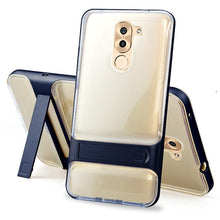 For Huawei Honor 6X Case 5.5 inch TPU + PC 2 in 1 Phone Cases Ultra Thin Phone Stand Cove For Huawei Honor 6X Mate 9 Lite Case