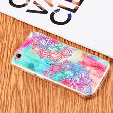 For Xiaomi Redmi 4X Case Rose Painted Pattern For Redmi 4 4A Note 4 Pro Prime Note 4X 3G 32G Soft TPU Fundas Phone Cases