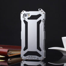Metal Aluminum Armor Phone Case For iphone 7 7G 7S Back Cover Water/Dirt/ShockProof