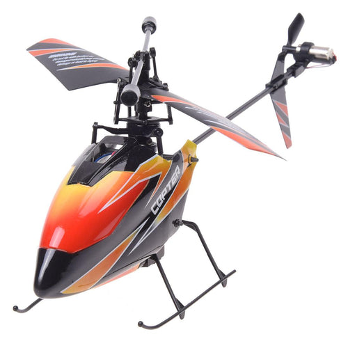WL Replacement V911 2.4GHz 4CH RC Helicopter BNF New Plug Version(Without Transmitter)