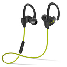 FORNORM Wireless Stereo Bluetooth Sports Earphone  Portable Headphone Hands-free Headset for iPhone 7/ Plus Android Phone