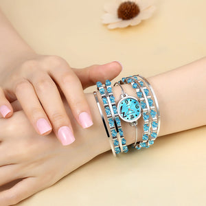 Bohemia Style Colorful Luxury Brand Quartz Women Watches