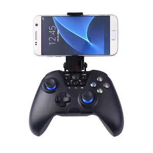 Gasky Professional Pro Wireless Black Bluetooth 4.0 Gamepads Joystick Android IOS Smart Phone Game Controller Children Gift