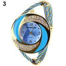 Fashionable Luxury Quartz Bracelet Watch