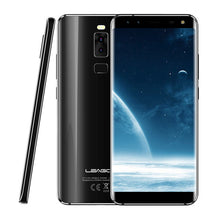 LEAGOO S8 4G Android 7.0 Moblie Phone 3GB+32GB 5.72 Inch Edge-Less Display