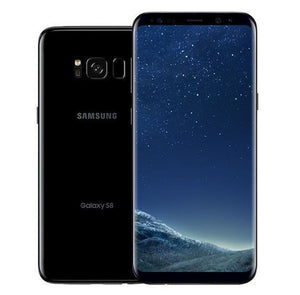 "Samsung Galaxy S8 G950U Original Unlocked 4G LTE Android Mobile Phone Octa Core 5.8"" 12MP RAM 4GB ROM 64GB 3000mAh"