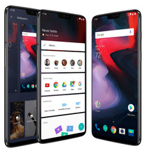 Oneplus 6 Waterproof Mobile Phone  6.28inch Snapdragon 845 Octa Core Android8.1 Dual Camrea  20MP 16MP NFC Waterproof Phone
