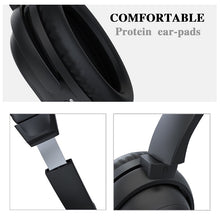 Bluetooth Headset BH519 ANC Active Noise Canceling Bluetooth Headphone with Mic 3.5mm Wireless & Wired Hifi Super Bass 3D Sound
