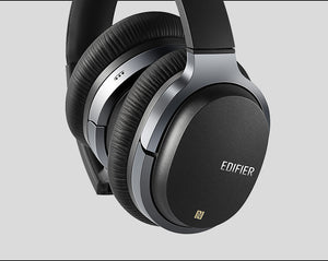 EDIFIER W860NB ANC Noise Cancelling Bluetooth Headphone Smart Touch Wireless Over-Ear Bluetooth 4.1 Headset Support NFC Apt-X