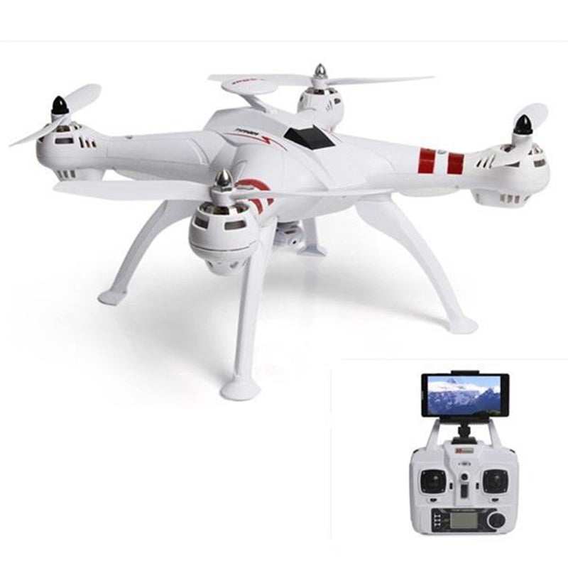 BAYANGTOYS X16 Brushless WIFI FPV / 2MP Camera / GPS / Altitude High Hold Version 2.4G 4CH 6-Axis RC Drone Quadcopter RTF VS X21
