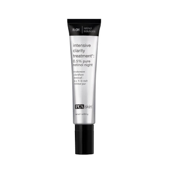 PCA Skin Intensive Clarity Treatment-0.5% pure retinol night