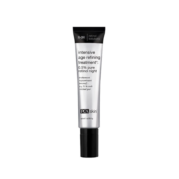 PCA Skin Intensive Age Refining Treatment-0.5% pure retinol night