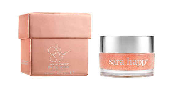 Sara Happ The Lip Scrub-Sparking Peach