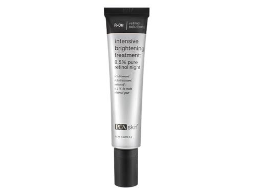 PCA Skin Intensive Brightening Treatment-0.5% pure retinol night