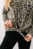 Leapin' Leopard Top - ALL SALES FINAL