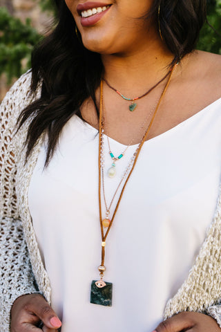 Make A Statement Multi-Strand Necklace - 11/14/2019