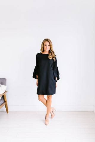 Simply Sophisticated Little Black Dress