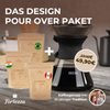 Das Design Pour Over Paket inkl. Länderkaffees