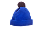 ARGYLL BOBBLE HAT - ROYAL BLUE