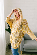 Load image into Gallery viewer, Bring On The Sun Spring Sweater - ALL SALES FINAL