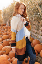 Load image into Gallery viewer, Many Colors Striped Cardigan