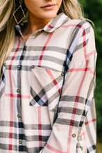 Load image into Gallery viewer, Brilliant Bristol Plaid Button-Down - ALL SALES FINAL