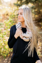 Load image into Gallery viewer, Brrrr Berry Infinity Scarf