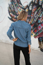 Load image into Gallery viewer, Darcie Denim Top