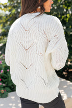 Load image into Gallery viewer, Daydream Delight Sweater In Ivory - ALL SALES FINAL