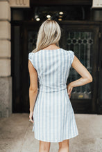 Load image into Gallery viewer, Dream Stripes Wrap Dress