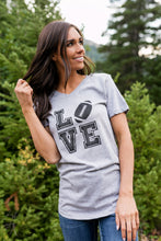 Load image into Gallery viewer, Football Love Tee