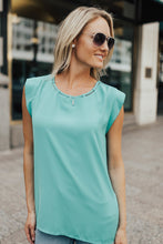 Load image into Gallery viewer, Jenna Blouse In Jade