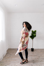 Load image into Gallery viewer, Kimmie Floral Fantasy Kimono