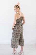 Load image into Gallery viewer, Leopard Palazzo Jumper