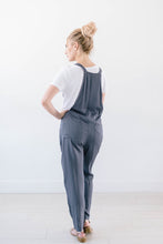 Load image into Gallery viewer, Mandy Overalls In Slate Blue