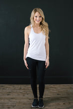 Load image into Gallery viewer, Namaste Tank in White