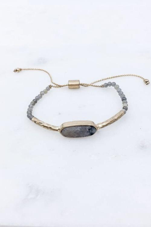 No Stone Unturned Bracelet