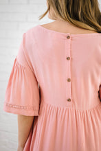 Load image into Gallery viewer, So Rosie Dress in Blush
