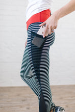 Load image into Gallery viewer, Sprinter Striped Leggings