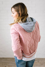 Load image into Gallery viewer, The Bomb Jacket in Mauve