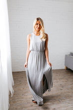 Load image into Gallery viewer, Topaz Bay Maxi In Heather Gray