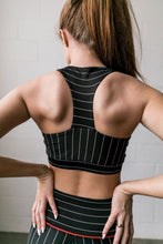 Load image into Gallery viewer, True Stripes Sports Bra - ALL SALES FINAL