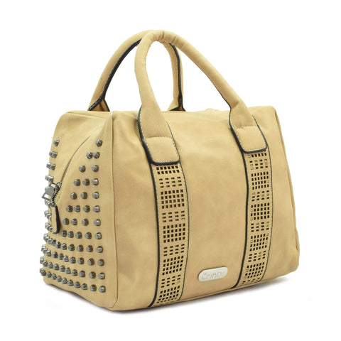 Crinds designer Big Light Khaki Square Duffle Bag Men Women Ladies Girls Handbags